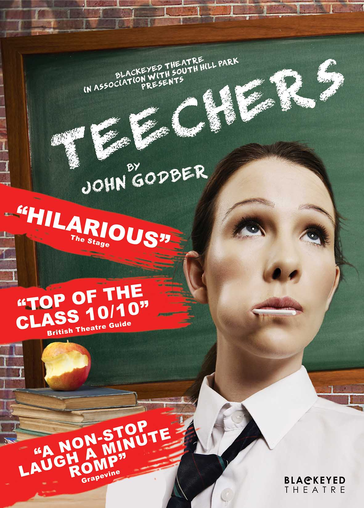 Teechers Poster Image LOW RES