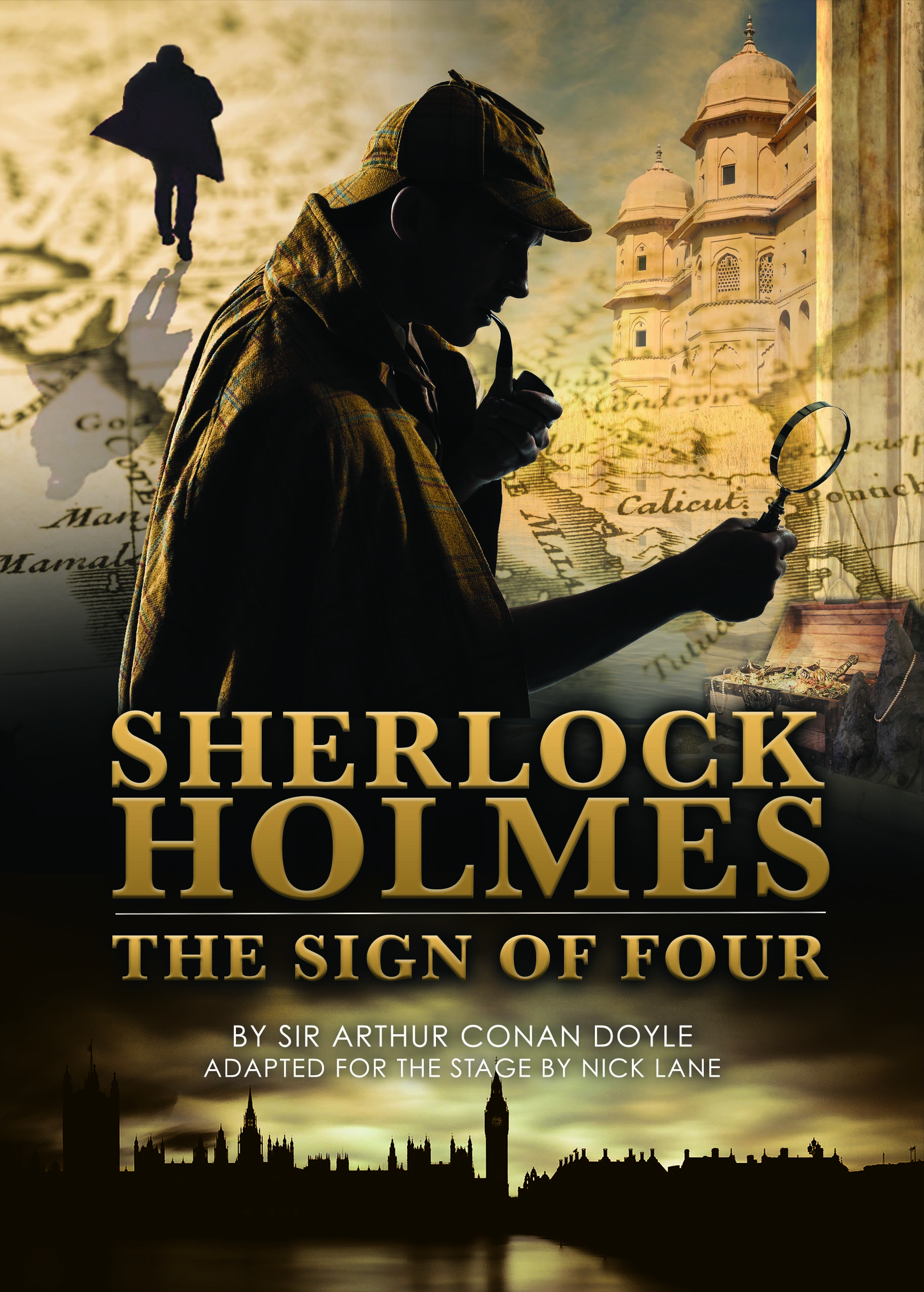 Sherlock Holmes Sign of Four Image med res