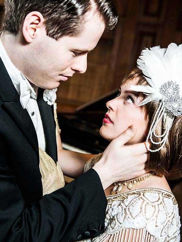 the great gatsby tom and daisy