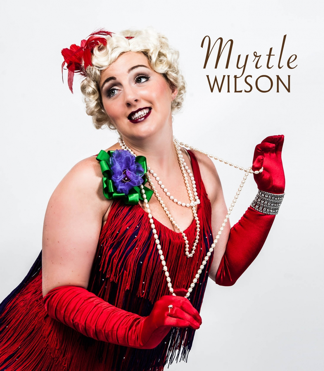 eulogy of mrytle wilson Myrtle wilson wilson owns a run-down garage in the valley of ashes myrtle herself possessed a fierce vitality and desperately looked for a way to improve her situation unfortunately for her, she chose tom, who treated her as a mere object of his desire.