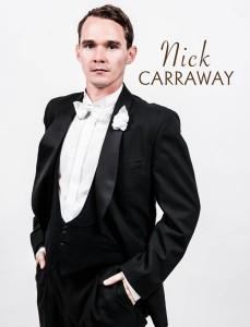 Adam Jowett as Nick Carraway