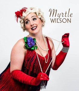 Stacey Ghent as Myrtle Wilson